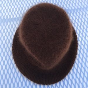 VINTAGE FEDORA MADE IN ITALY BROWN WOMENS HAT
